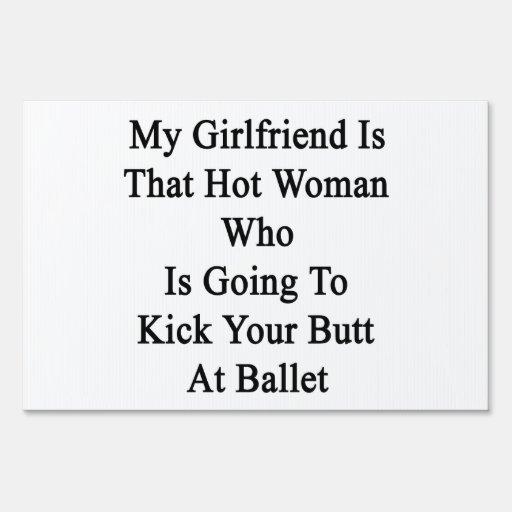 Mi novia es esa mujer caliente que va a Ki
