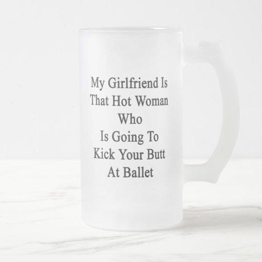 Mi novia es esa mujer caliente que va a Ki Tazas
