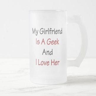 Mi novia es un friki y la amo tazas de café