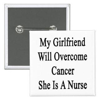 Mi novia superará al cáncer que ella es enfermera pin
