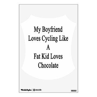 Mi novio ama el completar un ciclo como los amores