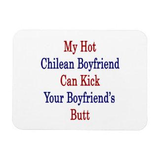 Mi novio chileno caliente puede golpear a su novio imán