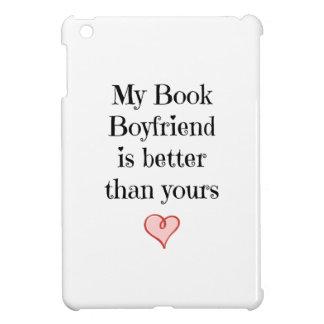 Mi novio del libro es mejor que el suyo