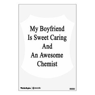 Mi novio es el cuidar del dulce y un Chemis