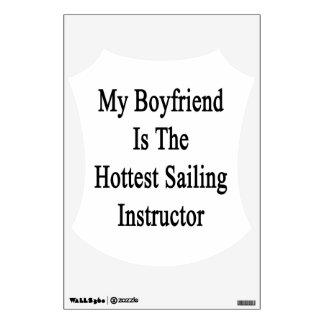 Mi novio es el instructor más caliente de la