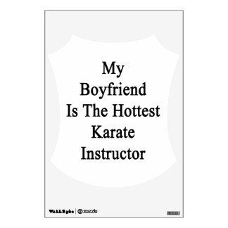 Mi novio es el instructor más caliente del karate