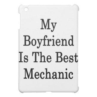 Mi novio es el mejor mecánico