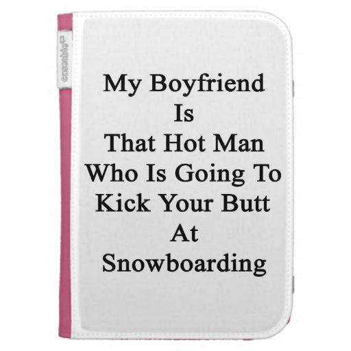 Mi novio es ese hombre caliente que va a golpear c
