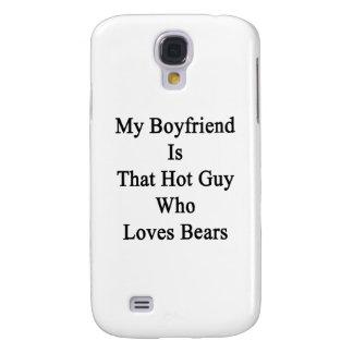 Mi novio es ese individuo caliente que ama osos