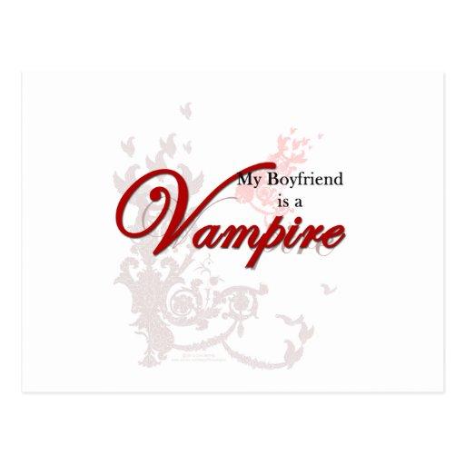 Mi novio es un vampiro postal