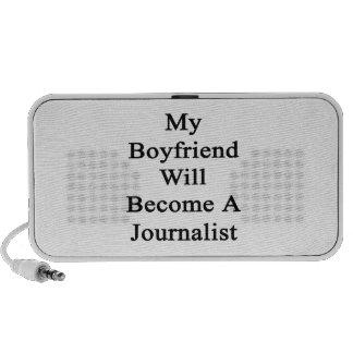 Mi novio hará periodista altavoces de viajar