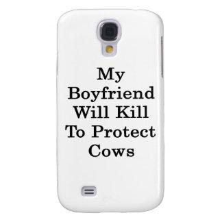 Mi novio matará para proteger vacas