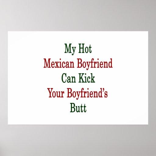 Mi novio mexicano caliente puede golpear a su novi impresiones