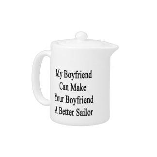 Mi novio puede hacer su novio una mejor vela