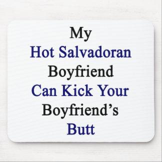 Mi novio salvadoreño caliente puede golpear su Boy Tapetes De Ratones