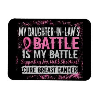 Mi nuera del cáncer de pecho demasiado 2 de la bat iman de vinilo