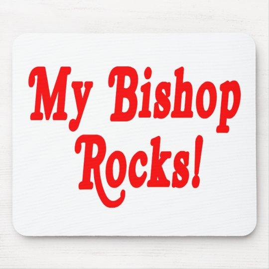 Mi obispo Rocks Tapete De Ratones