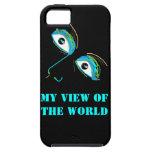 Mi opinión del mundo iPhone 5 Case-Mate carcasas