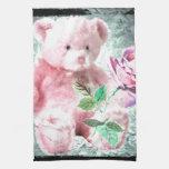 Mi oso de peluche toalla