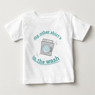 Mi otra camisa en el lavado…
