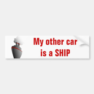 Mi otra pegatina para el parachoques del coche pegatina para auto
