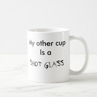 Mi otra taza es un VASO DE MEDIDA