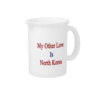 Mi otro amor es Corea del Norte Jarron