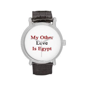 Mi otro amor es Egipto