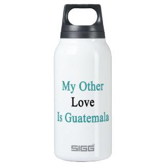 Mi otro amor es Guatemala