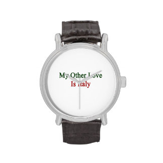 Mi otro amor es Italia Relojes