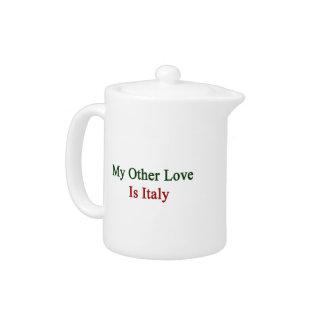 Mi otro amor es Italia