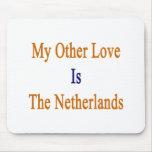 Mi otro amor es los Países Bajos Tapete De Ratón