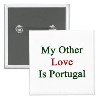 Mi otro amor es Portugal Pin