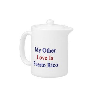 Mi otro amor es Puerto Rico