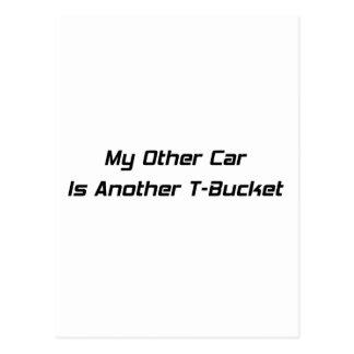 Mi otro coche es otros regalos de Tbucket Tbucket Tarjetas Postales