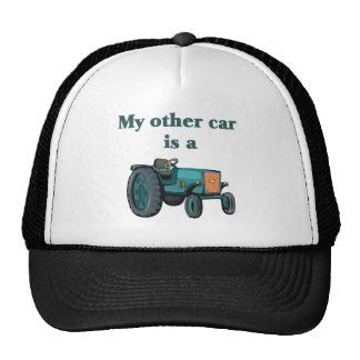 Mi otro coche es un gorra del tractor