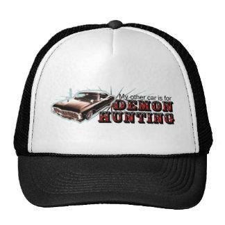 Mi otro coche… gorras