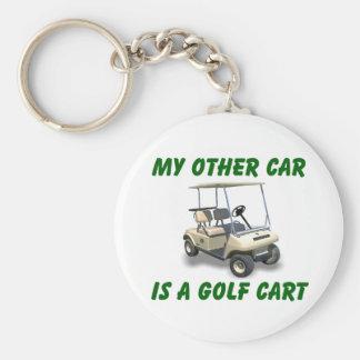 Mi otro coche llavero personalizado