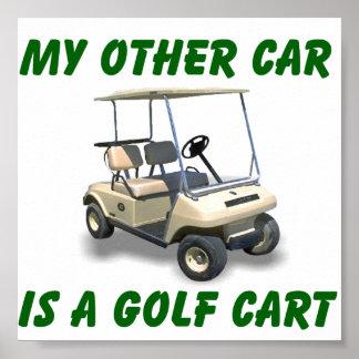 Mi otro coche póster