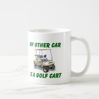 Mi otro coche taza de café