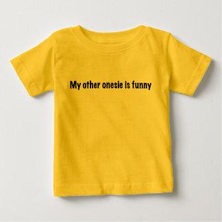 Mi otro es divertido camisas
