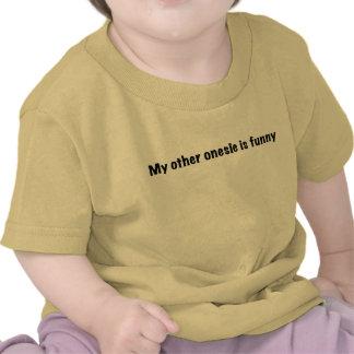 Mi otro es divertido camisetas