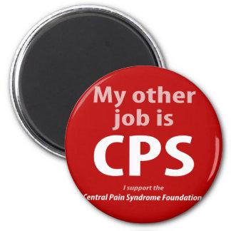 Mi otro trabajo es CPS Iman De Frigorífico