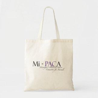 Mi-PACA Tote Tote Bag