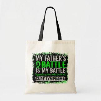 Mi padre del linfoma demasiado 2 de la batalla bolsa