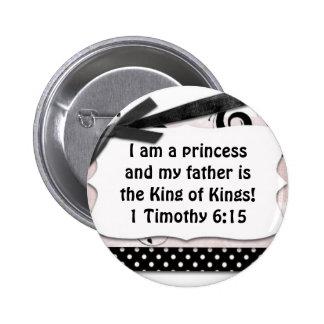 Mi padre es rey del rey pin