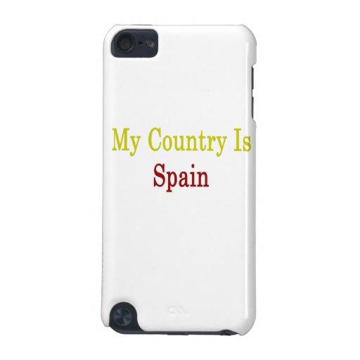Mi país es España