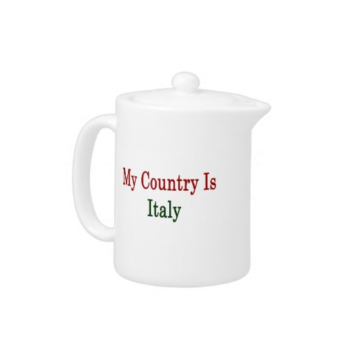 Mi país es Italia