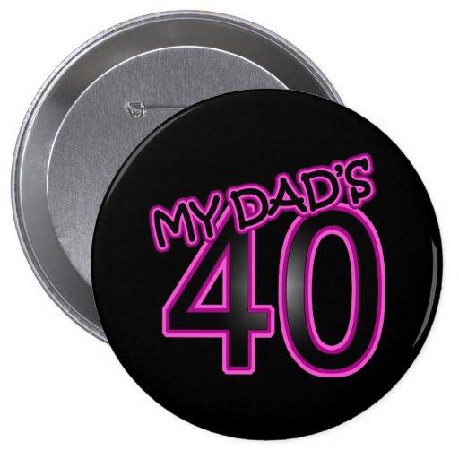 Mi papá 40 pins