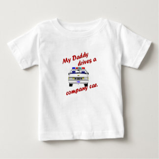 Mi papá conduce un coche de compañía t-shirt